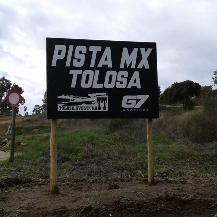 Image 1 of Tolosa Motocross Track